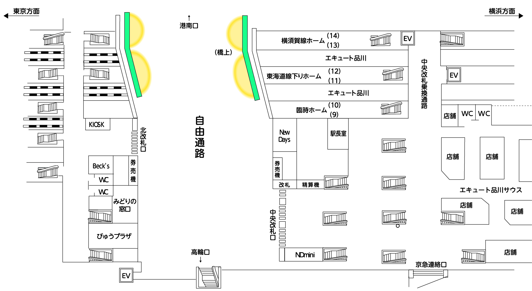 shinagawa_map